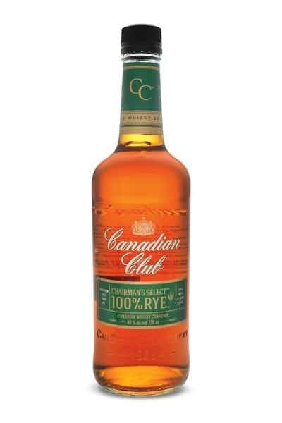 Canadian Club Chairmans Select 100% Rye