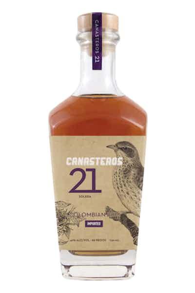 Canasteros 21yr Rum