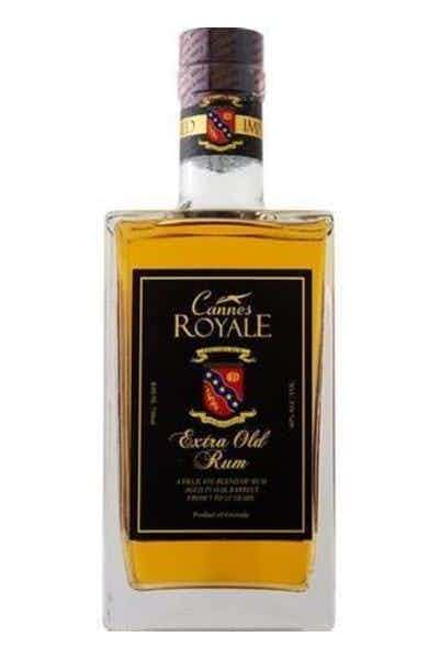 Cannes Royale Extra Old Rum