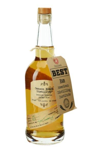 Cannon Beach Donlon Shanks Amber Rum