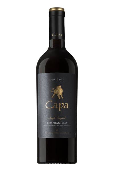Capa Single Vineyard Tempranillo