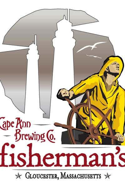 Cape Ann Brewing Fishermans Brew