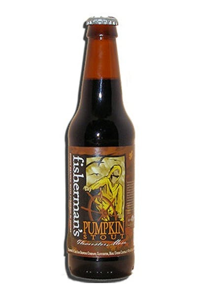 Cape Ann Fisherman's Pumpkin Stout