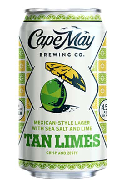 Cape May Tan Limes Mexican Lager