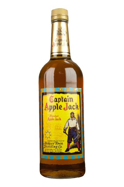 Captain Apple Jack