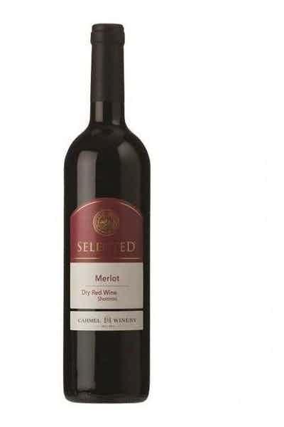 Carmel Winery Selected Merlot