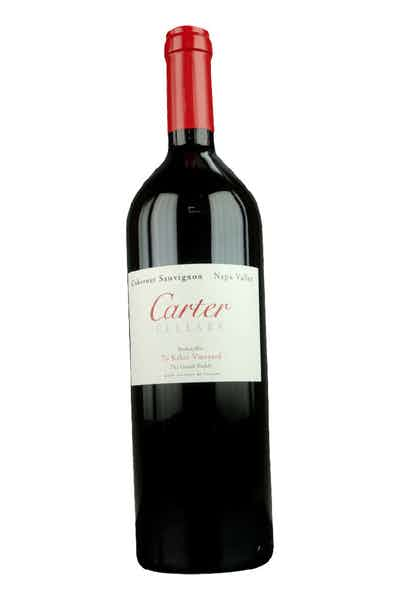 Carter Cabernet To Kalon Three Kings