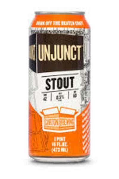 Carton Brewing Unjunct Stout