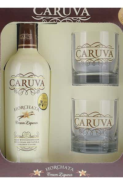 Caruva Horchata Cream W/ Glasses