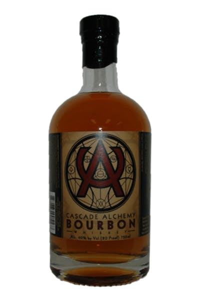 Cascade Alchemy Bourbon Whiskey
