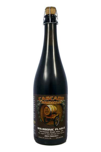 Cascade Bourbonic Plague Wild Ale
