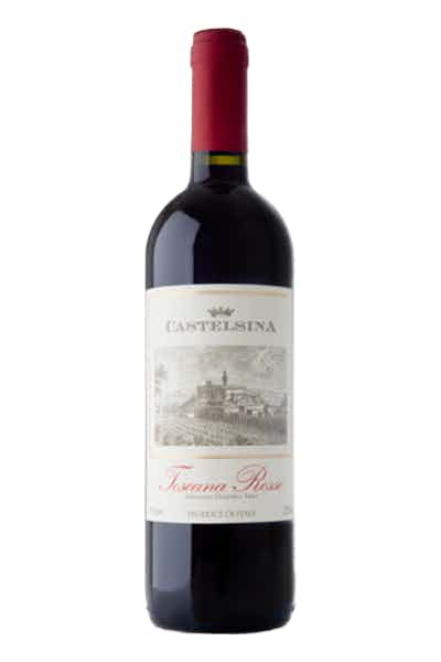 Castelsina Toscana Rosso