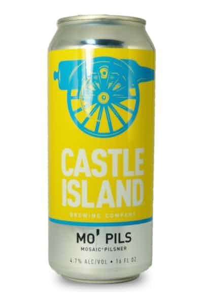 Castle Island Mo Pilsner