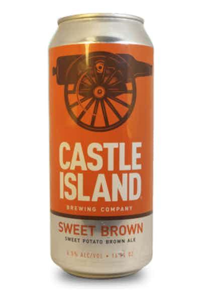 Castle Island Sweet Potato Brown Ale