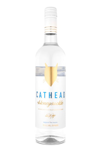 Cathead Vodka Honeysuckle