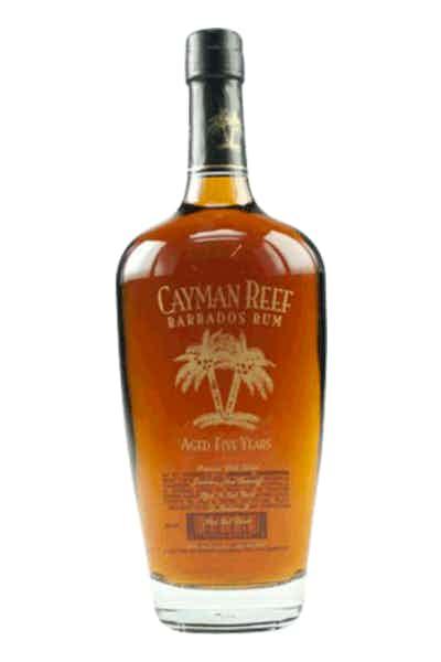 Cayman Reef Rum 5 Year