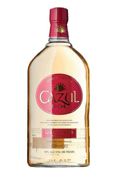 Cazul Sol Gold Tequila