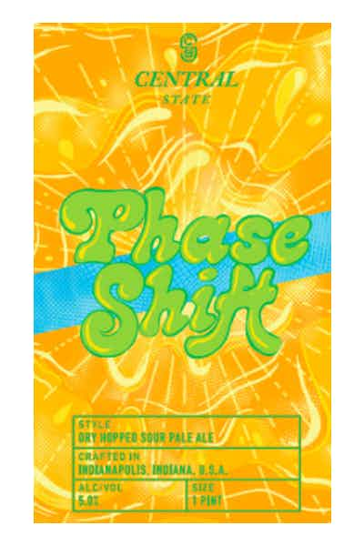 Central State Phase Shift