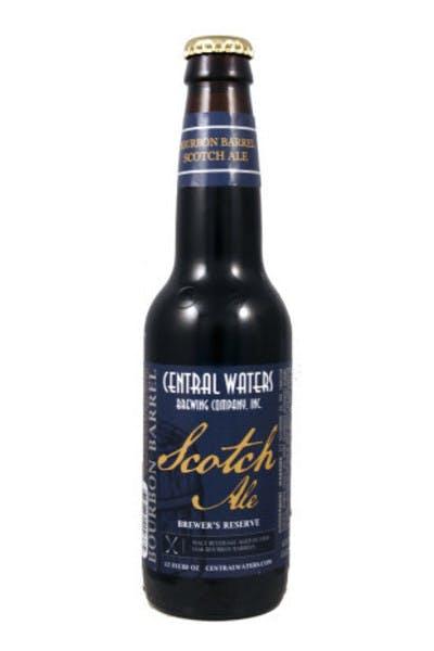 Central Waters Brewer's Reserve Bourbon Barrel Scotch Ale
