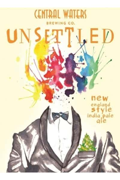 Central Waters Unsettled New England IPA