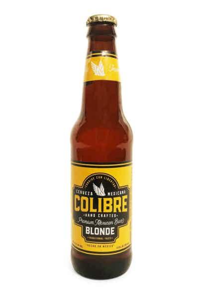 Cerveza Mexican Colibre Blonde