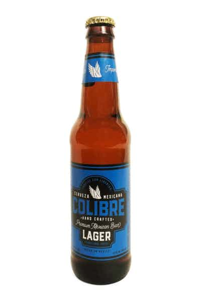 Cerveza Mexican Colibre Lager