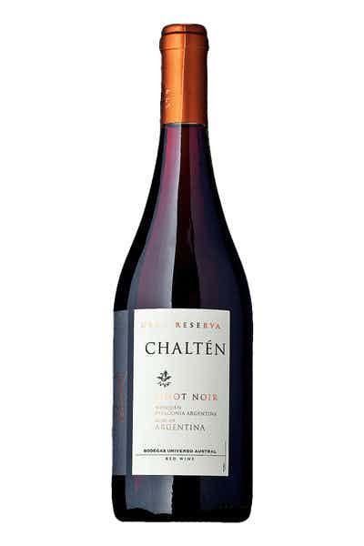 Chalten Pinot Noir Gran Reserva Patagonia