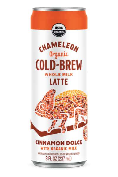 Chameleon Cold-Brew Cinnamon Dolce Latte