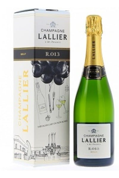 Champagne Lallier R,013