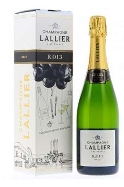 Champagne Lallier R,013
