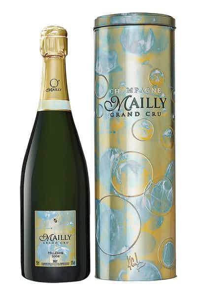 Champagne Mailly Grand Cru 'o' De Mailly