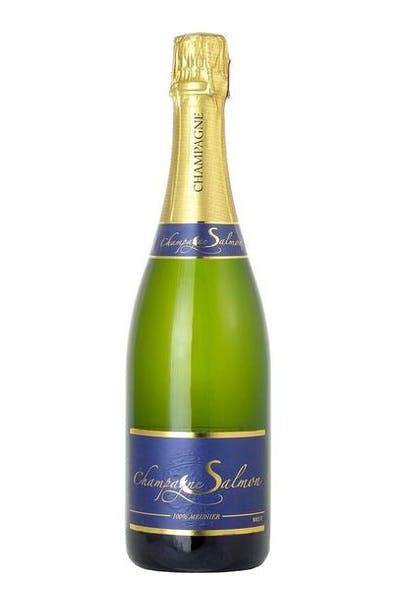 Champagne Salmon Cuvee Brut Champagne