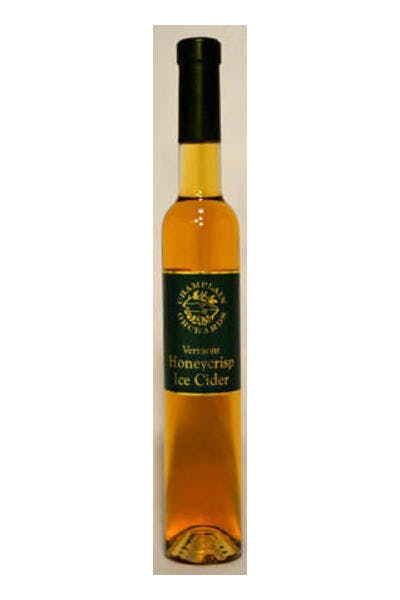 Champlain Orchards Vermont Honeycrisp Ice Cider