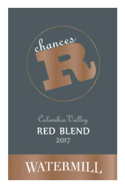 Chances R Red Blend
