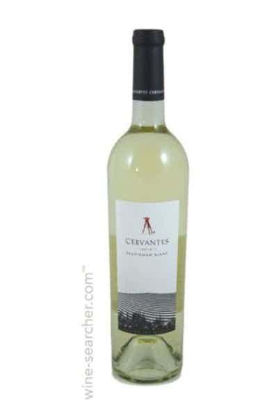 Chappellet Cervantes Sauvignon Blanc 2012