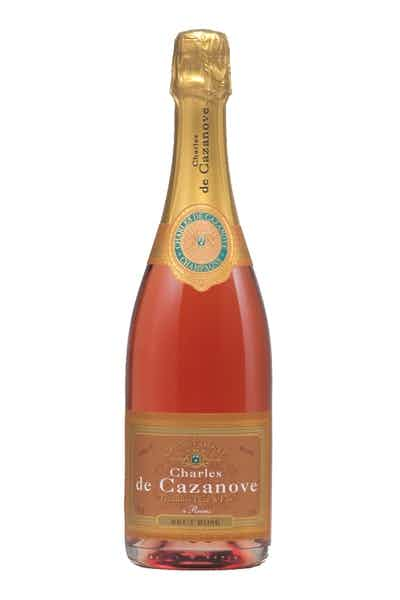 Charles de Cazanove Tradition Brut Rosé