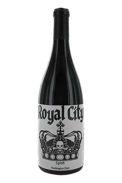 Charles Smith Royal City Syrah