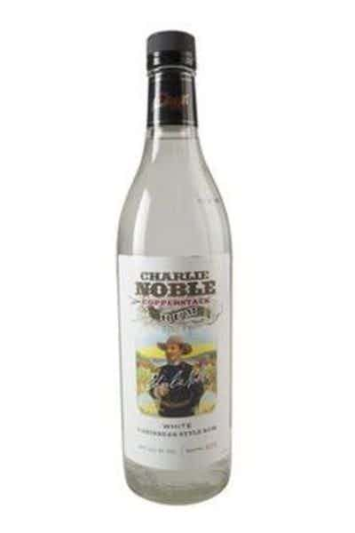 Charlie Noble Copperstack White Rum