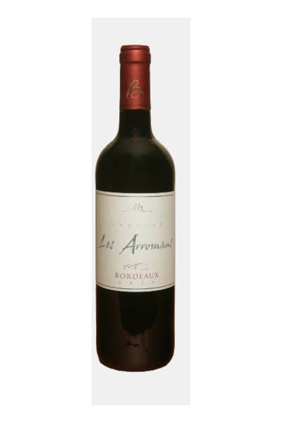 Chateau Arromans Bordeaux Rouge