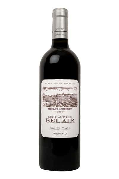 Chateau Bel Air Bordeaux 2014