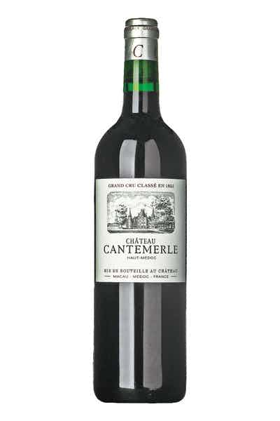 Chateau Cantemerle Haut Medoc 2006