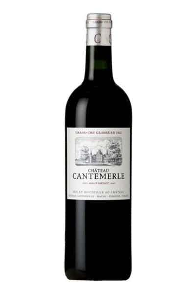 Chateau Cantemerle Haut Medoc