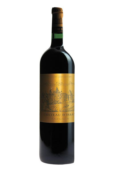 Chateau D'issan Margaux 2014