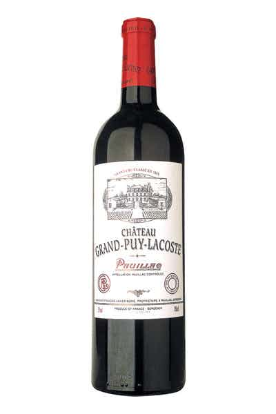 Chateau Grand Puy Lacoste Pauillac 2009