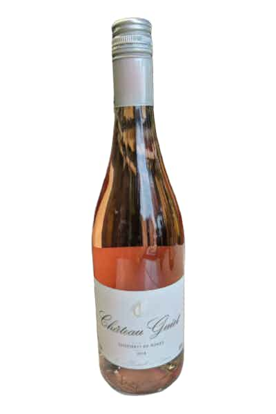 Chateau Guiot Costieres Nimes Rose