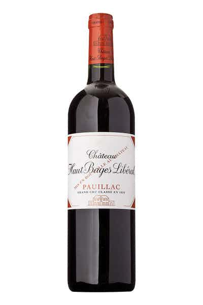 Chateau Haut Bages Liberal Pauillac 2006