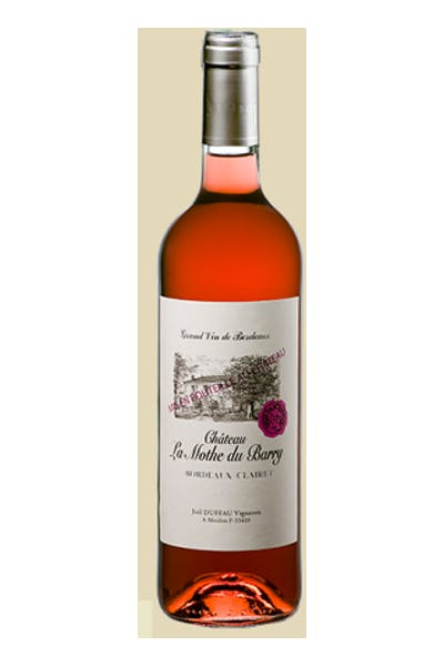 Chateau La Mothe Du Barry Bordeaux Rose