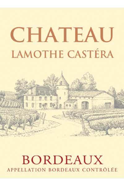 Chateau Lamothe Castera Cuvee Margaux