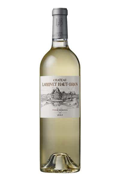 Chateau Larrivet Haut Brion Blanc Pessac 2012