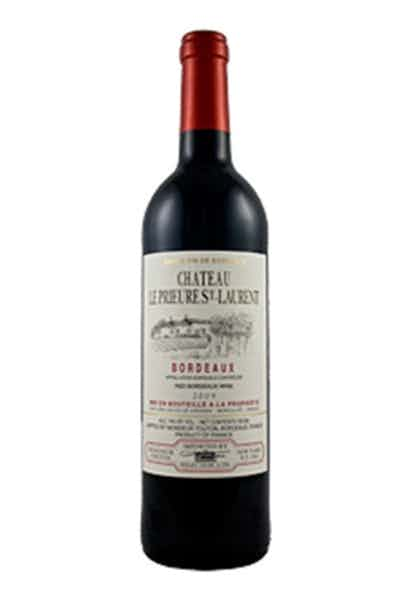 Chateau Le Prieure St Laurent Bordeaux Reserve